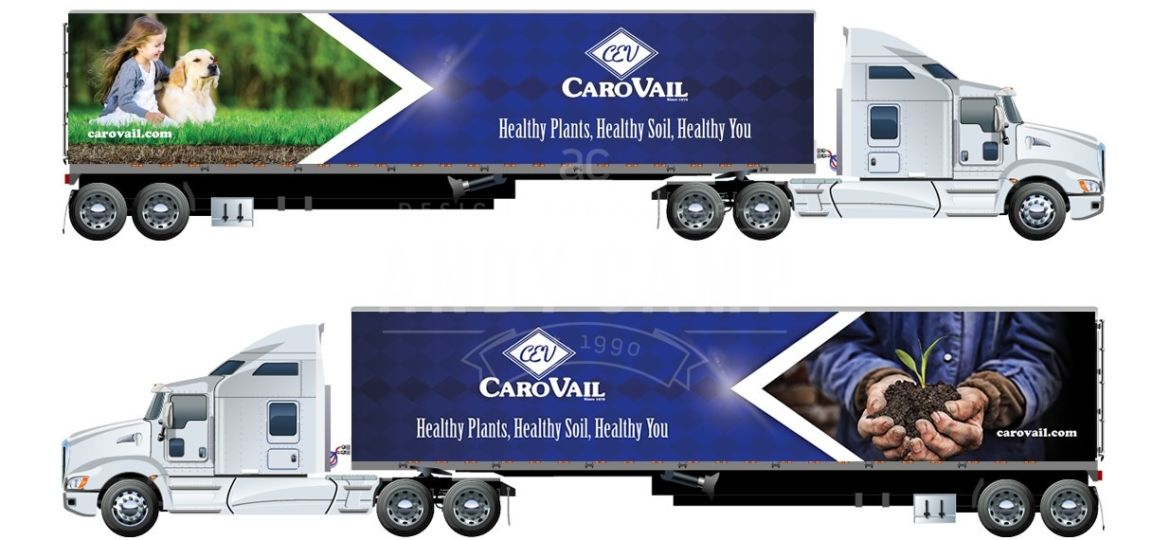 CaroVail Truck Designs by Andy Camp