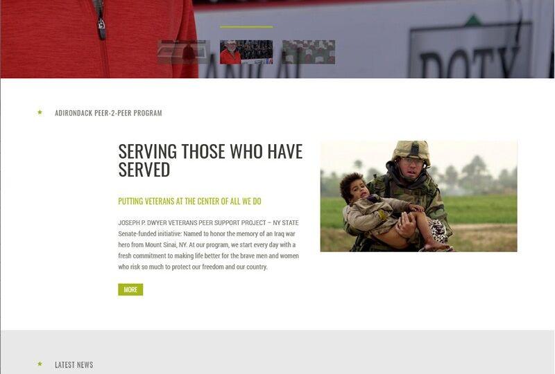 Adirondack Veteran's Peer-to-Peer