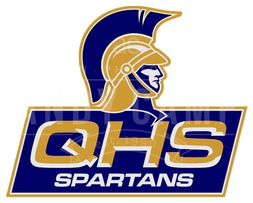 QHS Spartans Logo © Andy Camp