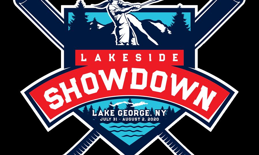 Lakeside Softball Tournament Logo