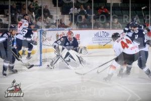 Adirondack Thunder hockey photos by Andy Camp