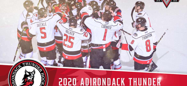 Adirondack Thunder Poster