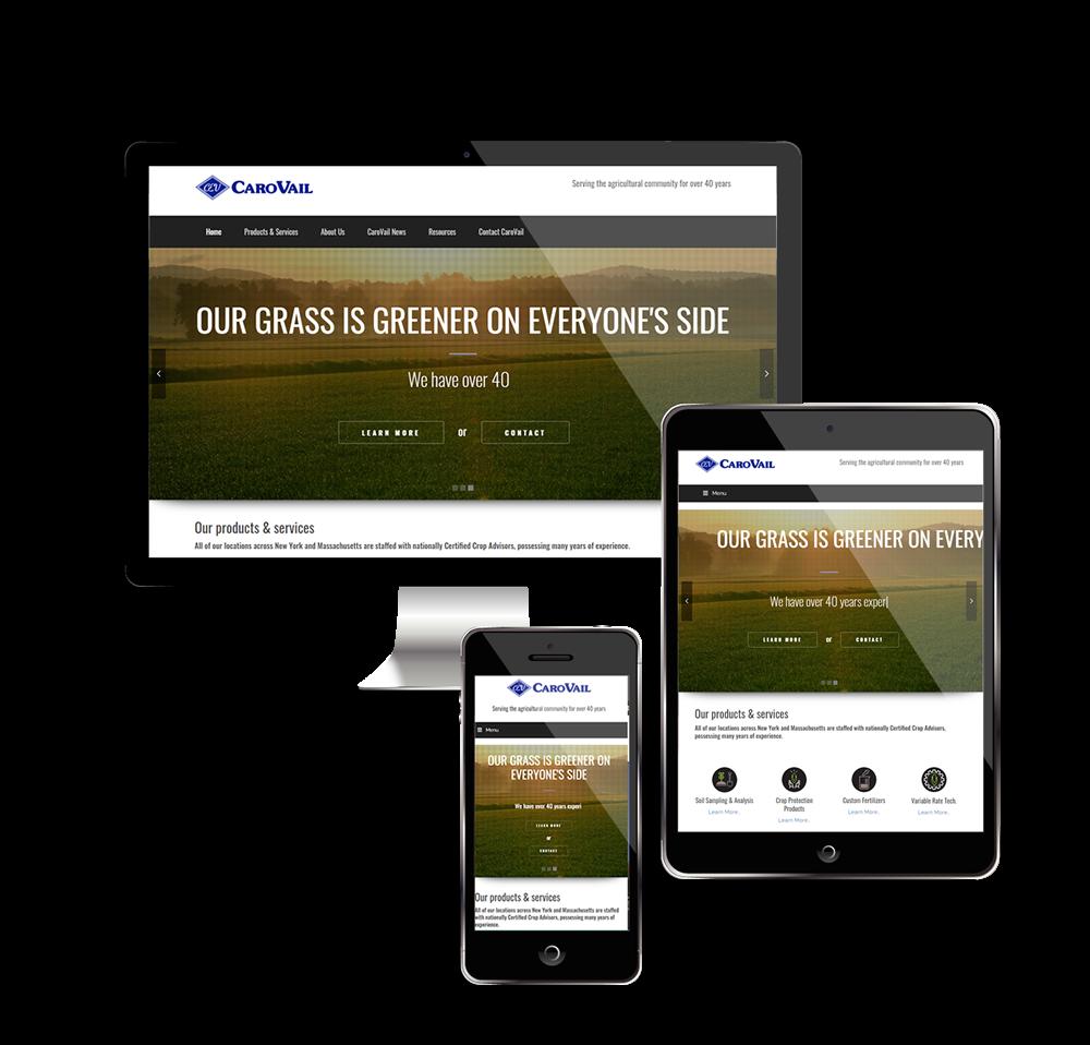 Coarvail website